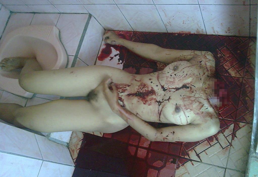 【超閲覧注意】レイプ被害にあった女性の遺体が酷すぎる。・13枚目