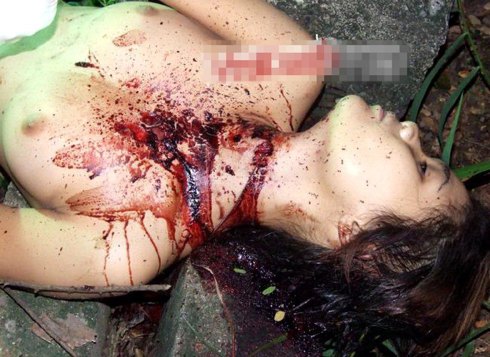 【超閲覧注意】レイプ被害にあった女性の遺体が酷すぎる。・14枚目
