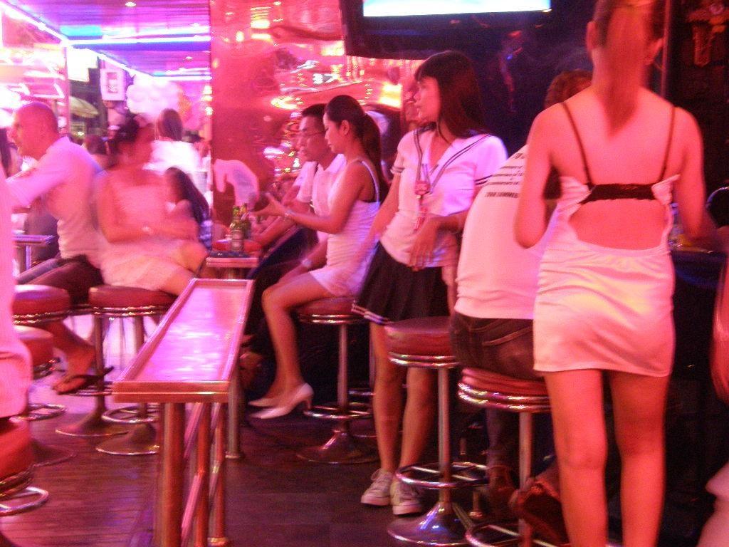 タイの歓楽街に行ってきたんだが・・夜遊び事情がヤバすぎwwwwwwww・16枚目