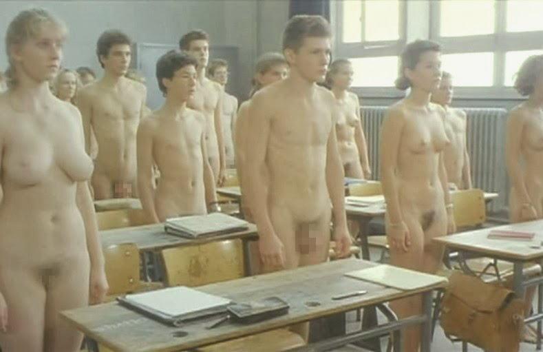 【※朗報】海外の学校で裸で授業を受けるが様子こちらwwwwwwwwwwwww(画像あり)・18枚目