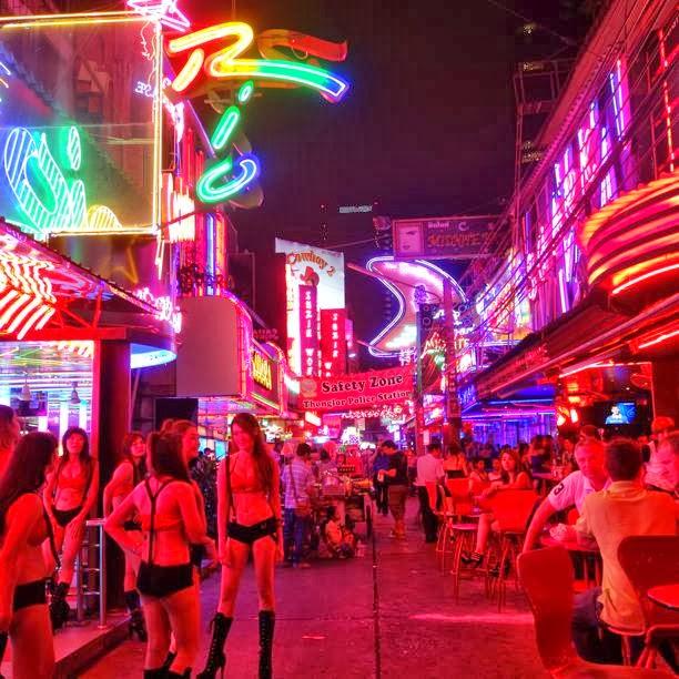 タイの歓楽街に行ってきたんだが・・夜遊び事情がヤバすぎwwwwwwww・2枚目