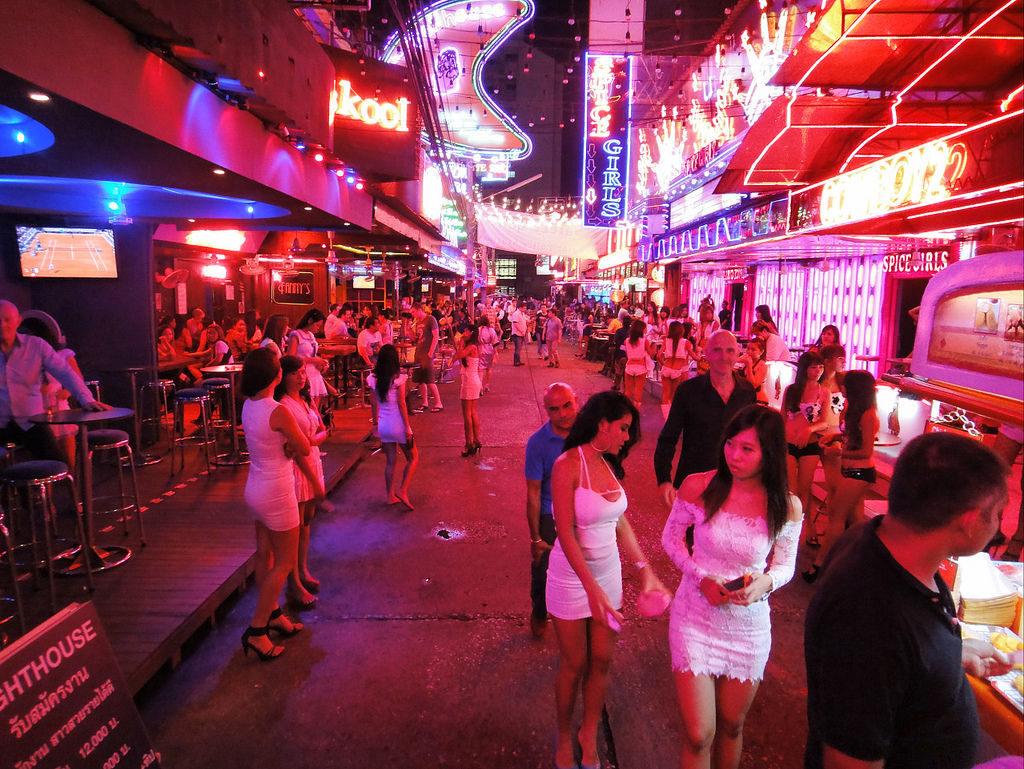タイの歓楽街に行ってきたんだが・・夜遊び事情がヤバすぎwwwwwwww・21枚目