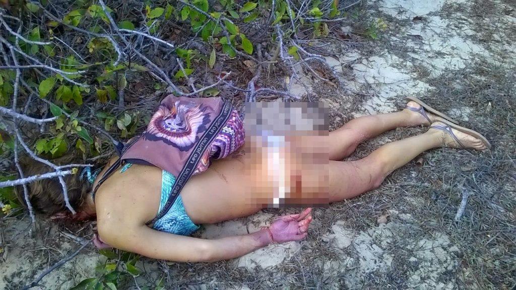 【超閲覧注意】レイプ被害にあった女性の遺体が酷すぎる。・22枚目
