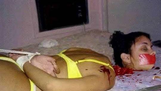 【超閲覧注意】レイプ被害にあった女性の遺体が酷すぎる。・31枚目