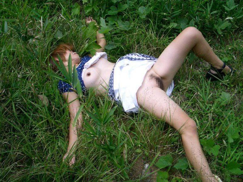 【悲報】レイプ後にポイされた女の子たちが無残すぎる・・・・・・(※画像あり)・14枚目