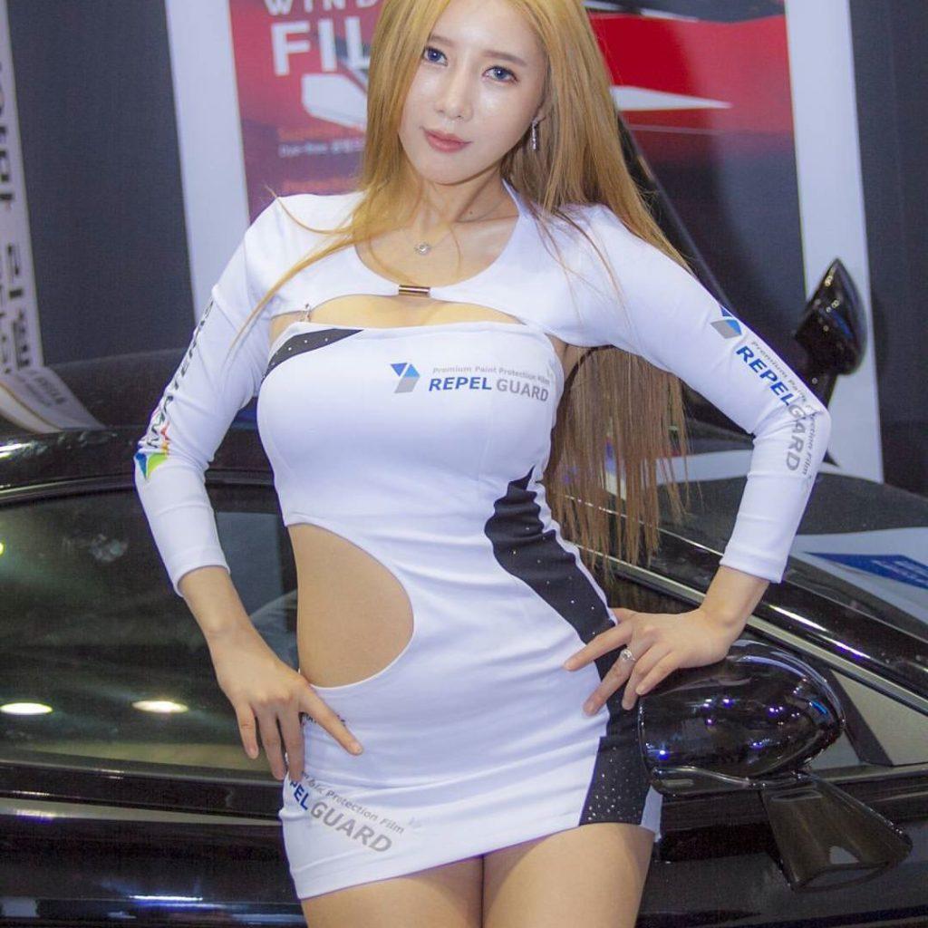 【※激写※】韓国の美人キャンギャル、ノーパン率が高かった模様・・・・・(画像あり)・18枚目
