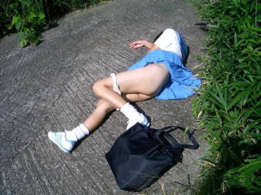 【悲報】レイプ後にポイされた女の子たちが無残すぎる・・・・・・(※画像あり)・20枚目