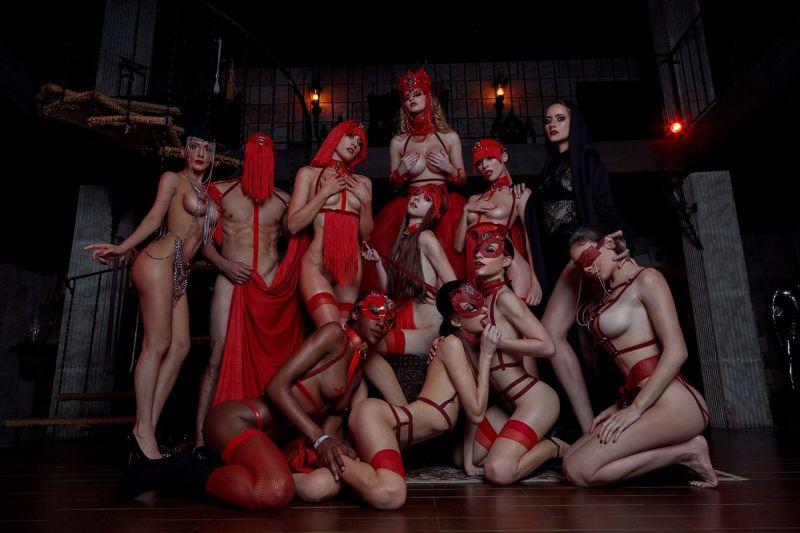ロサンゼルスの風俗店「KinkyRabbit Club」ぐぅ~めちゃシコなんだがwwww・24枚目