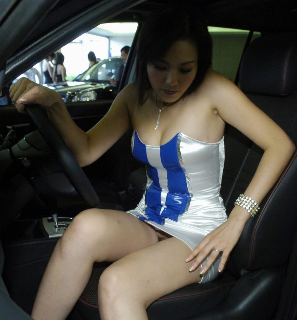 【※激写※】韓国の美人キャンギャル、ノーパン率が高かった模様・・・・・(画像あり)・27枚目
