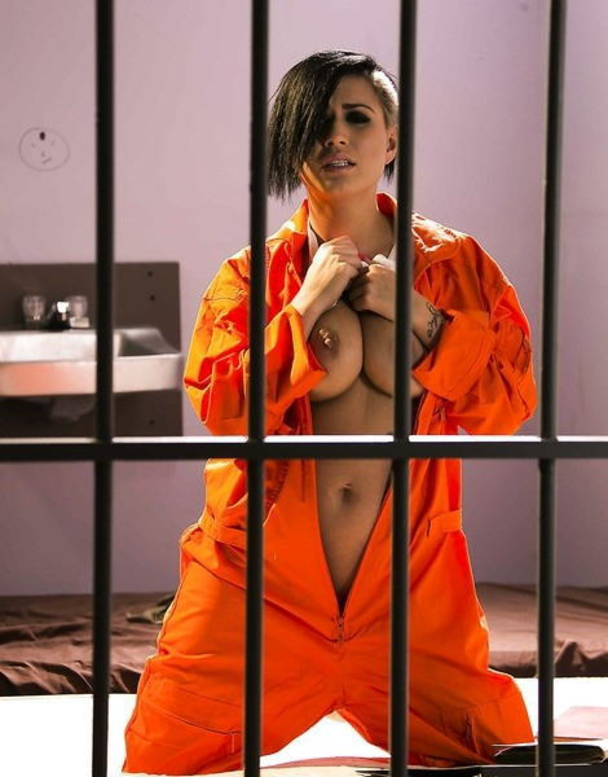 【衝撃】女子刑務所の実態が闇深すぎてヤバイ・・・(※画像あり※)・3枚目