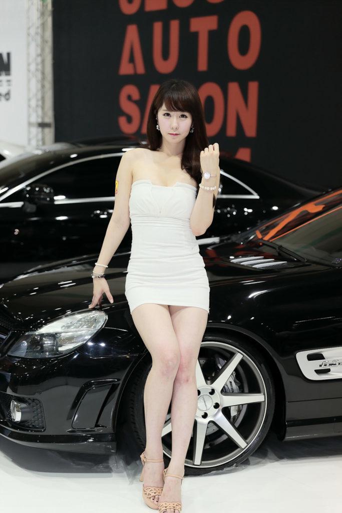 【※激写※】韓国の美人キャンギャル、ノーパン率が高かった模様・・・・・(画像あり)・36枚目