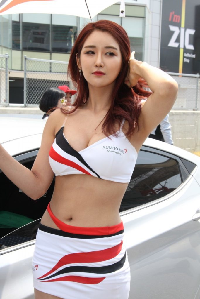 【※激写※】韓国の美人キャンギャル、ノーパン率が高かった模様・・・・・(画像あり)・38枚目