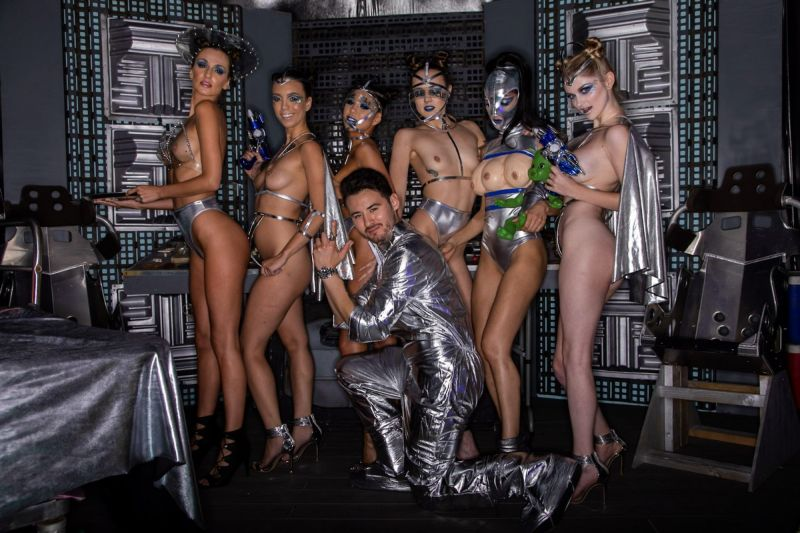 ロサンゼルスの風俗店「KinkyRabbit Club」ぐぅ~めちゃシコなんだがwwww・4枚目