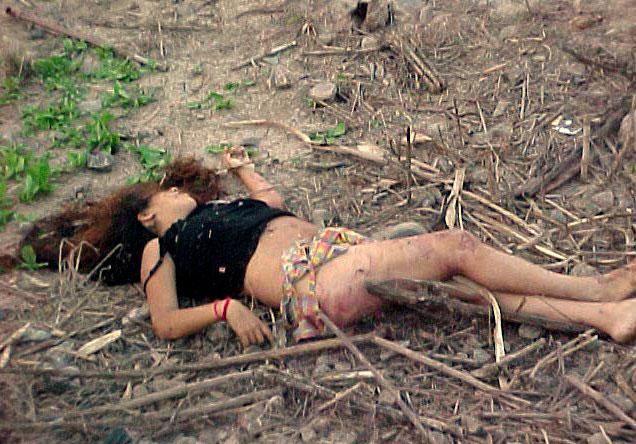 【悲報】レイプ後にポイされた女の子たちが無残すぎる・・・・・・(※画像あり)・5枚目