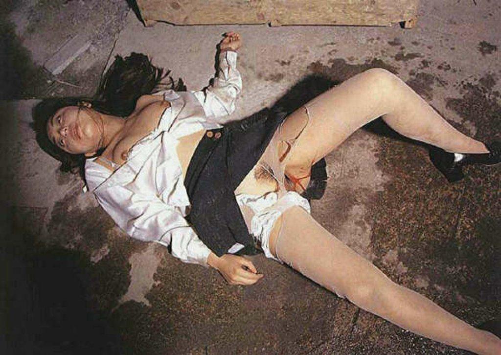 【悲報】レイプ後にポイされた女の子たちが無残すぎる・・・・・・(※画像あり)・8枚目