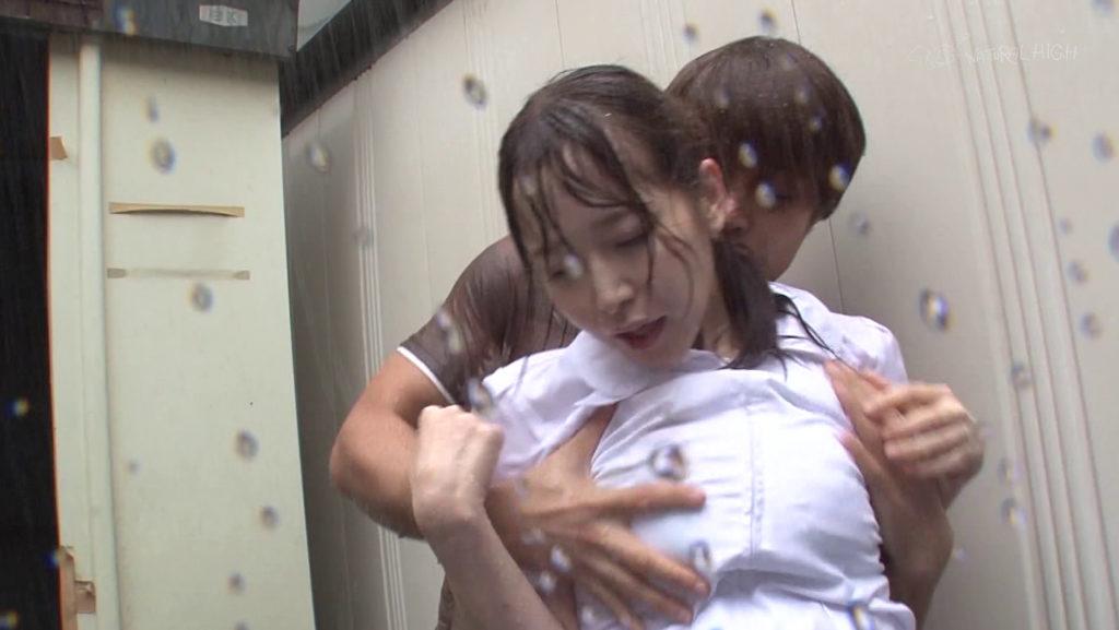雨に打たれながらヤる女の色気が半端ないんだがwwwwwwwwwwww(画像あり)・9枚目