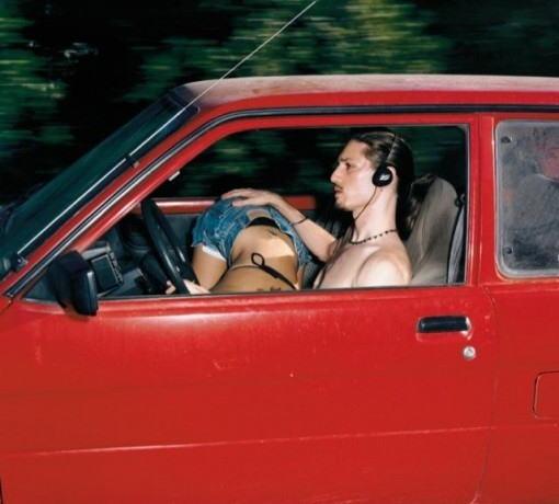 【事故注意】渋滞中にフェラしてくるまんさん、超有能wwwwwwwwwwwwwwwww(画像あり)・9枚目