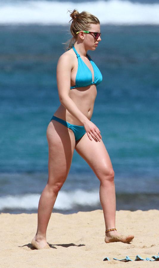 【スカーレット ヨハンソン】最も稼ぐハリウッド女優のヌードエロ画像をご覧ください。(45枚)・4枚目