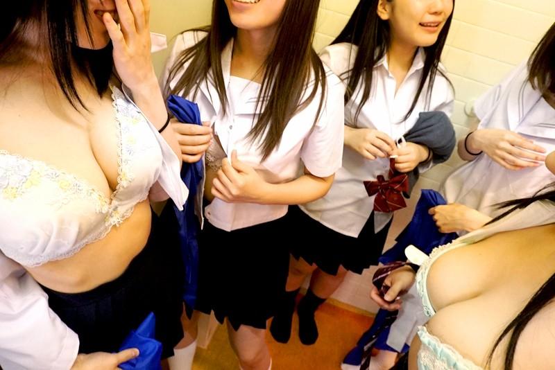 【ガチ盗撮】修学旅行の女子学生、宿泊先でしっかり盗撮され拡散される・・・(画像あり)・26枚目
