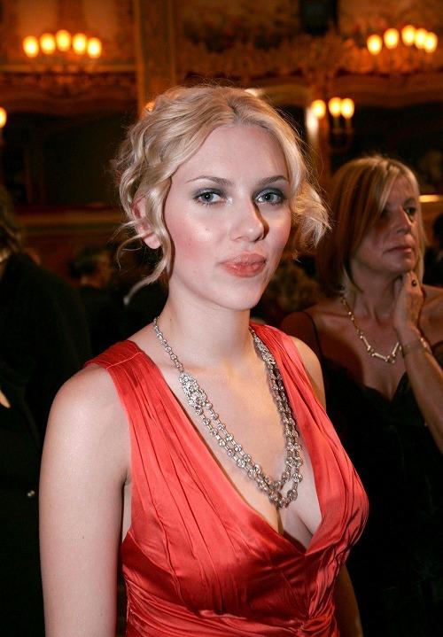 【スカーレット ヨハンソン】最も稼ぐハリウッド女優のヌードエロ画像をご覧ください。(45枚)・10枚目