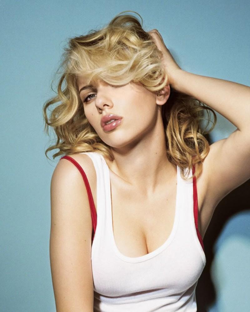 【スカーレット ヨハンソン】最も稼ぐハリウッド女優のヌードエロ画像をご覧ください。(45枚)・15枚目