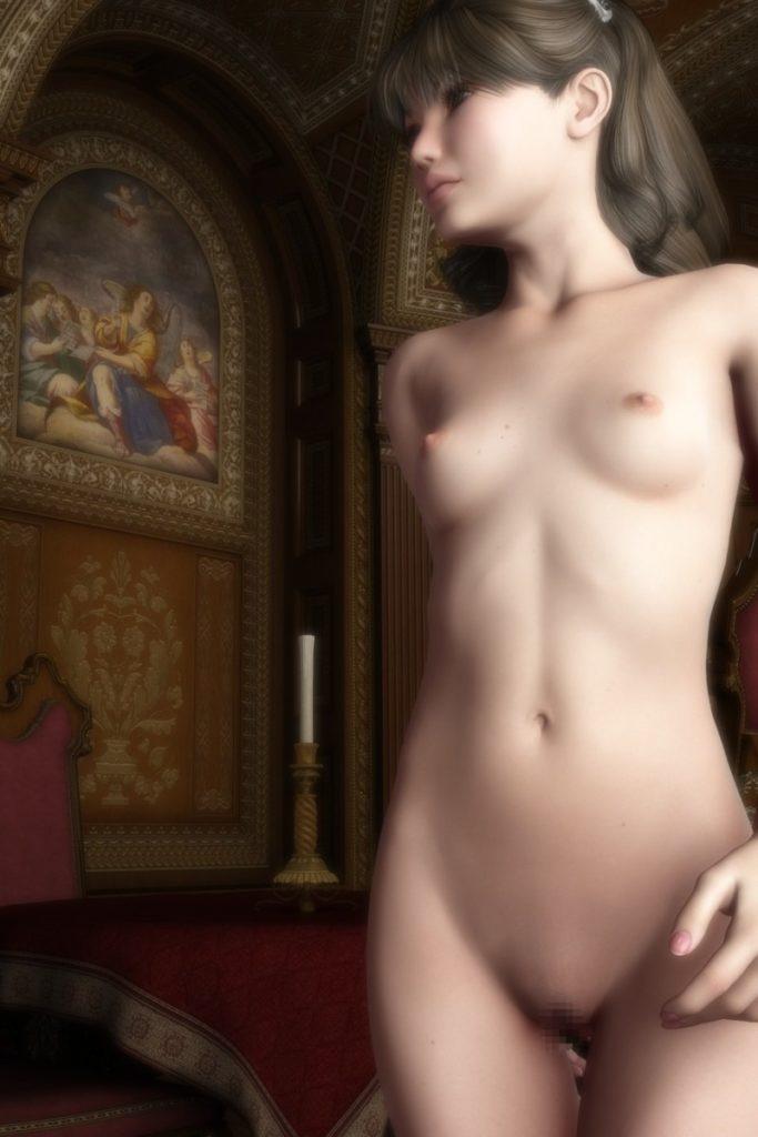 3Dエロアニメと二次元画像、どっちがエロい決めるスレ。これは名勝負だわwwwwwww(316枚)・242枚目
