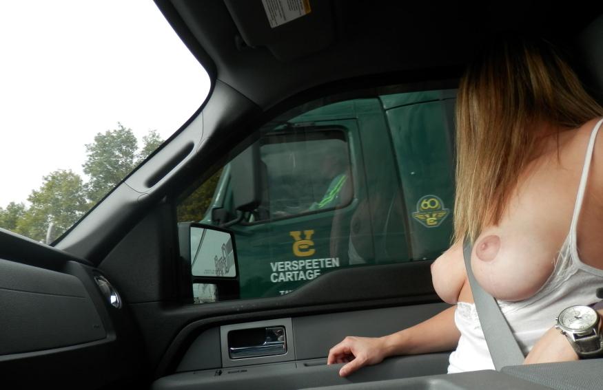 【※痴女注意】煽りまくる女だらけの車内の様子がこちら。(画像あり)・16枚目