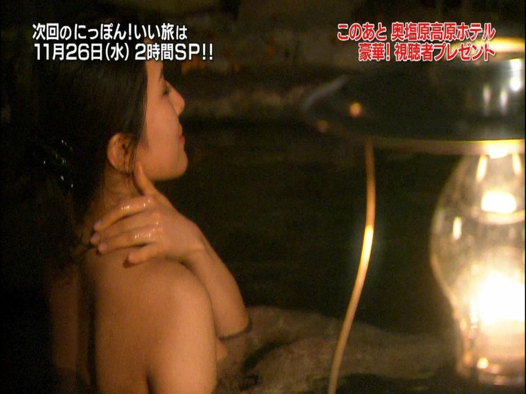 【※放送事故】温泉ロケ番組でどさくさに紛れてセクハラされる・・・・・(画像あり)・30枚目