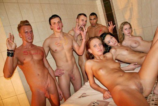 「SEXはみんなで楽しく」をモットーに開かれる乱交パーティをご覧下さいwww・38枚目