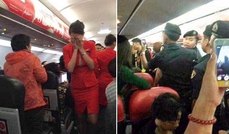 飛行機の中で堂々とヤるカップル・・・・・これがAVじゃないという世の中。(※画像あり)・6枚目
