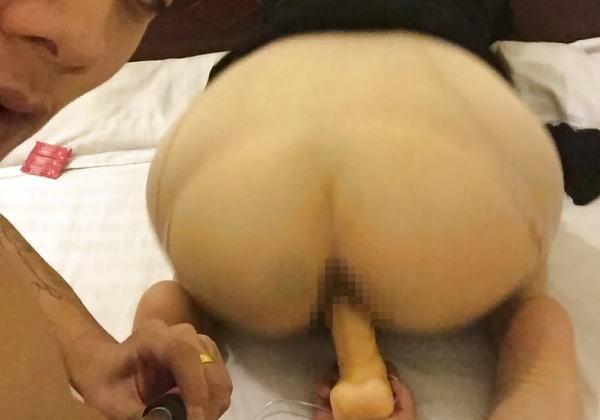 【素人】SNSにうpされた中国のバカップルのハメ撮り画像。