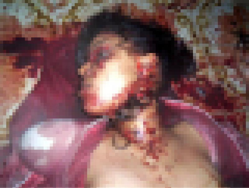 【※閲覧注意】レ イ プ 後 に 殺 害 さ れ た 女 性 た ち をご 覧 く だ さ い ・ ・ ・ (画像39枚)・11枚目