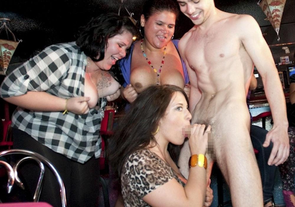 【エロ画像】夜遊び女子がクラブに行ったらこうなる…これは引くわ。。・18枚目