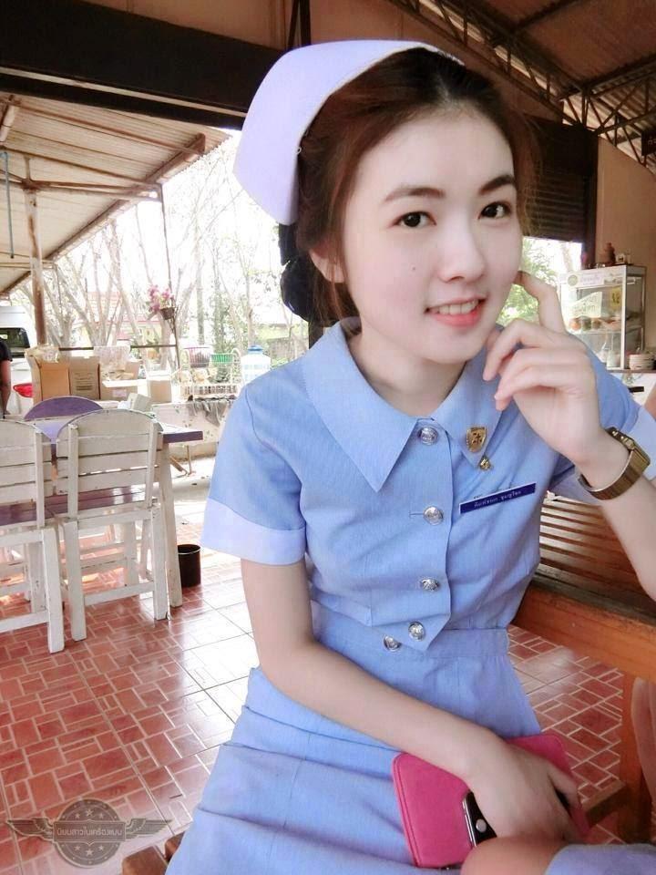 【画像あり】タイで入院したワイ、ナースがエロすぎで勃起が止まらない・・・・32枚目