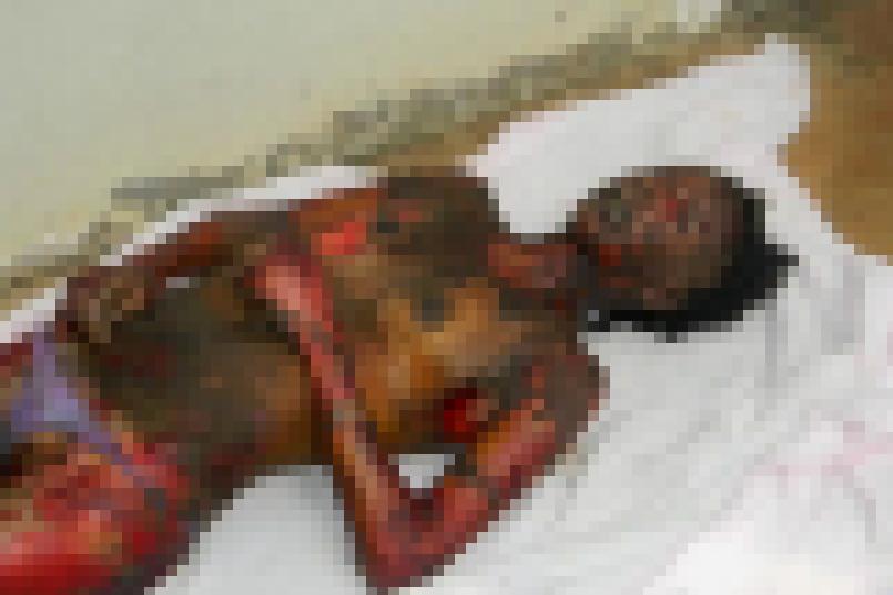 【※閲覧注意】レ イ プ 後 に 殺 害 さ れ た 女 性 た ち をご 覧 く だ さ い ・ ・ ・ (画像39枚)・32枚目