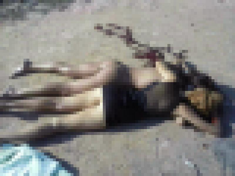 【※閲覧注意】レ イ プ 後 に 殺 害 さ れ た 女 性 た ち をご 覧 く だ さ い ・ ・ ・ (画像39枚)・35枚目