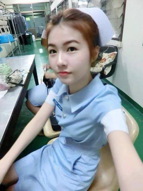 【画像あり】タイで入院したワイ、ナースがエロすぎで勃起が止まらない・・・・8枚目