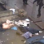 ウクライナで女が街中でオナニー披露して特殊部隊が出動するwwwwwwww(画像あり)