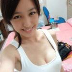 【自撮りエロ】日本男が興起する台湾美女のエロ画像まとめ(38枚)