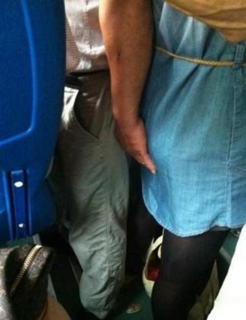 【ガチ痴漢】電車でチカン被害に遭ってる女の子が撮影される・・・(画像あり)・49枚目