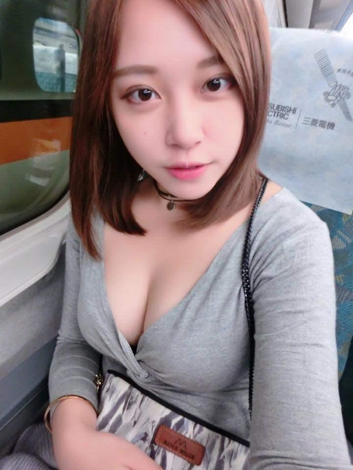 【自撮りエロ】日本男が興起する台湾美女のエロ画像まとめ(38枚)・6枚目