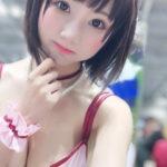 【画像あり】マジで14歳ぐらいの少女にしか見えない中国の巨乳コスプレイヤー(小柔SeeU)wwwwwww