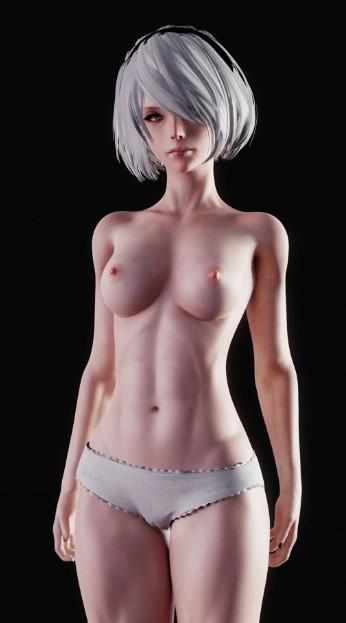 3Dエロアニメと二次元画像、どっちがエロい決めるスレ。これは名勝負だわwwwwwww(316枚)・81枚目
