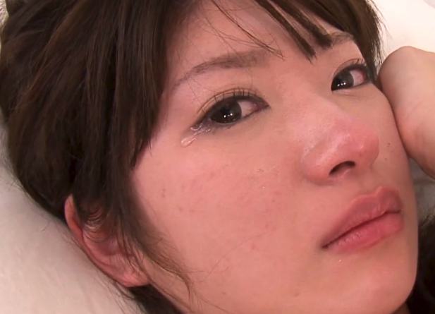 【AV女優】撮影中に「私、何してるんだろぅ…」ってなった女さんの反応。。(画像38枚)・11枚目