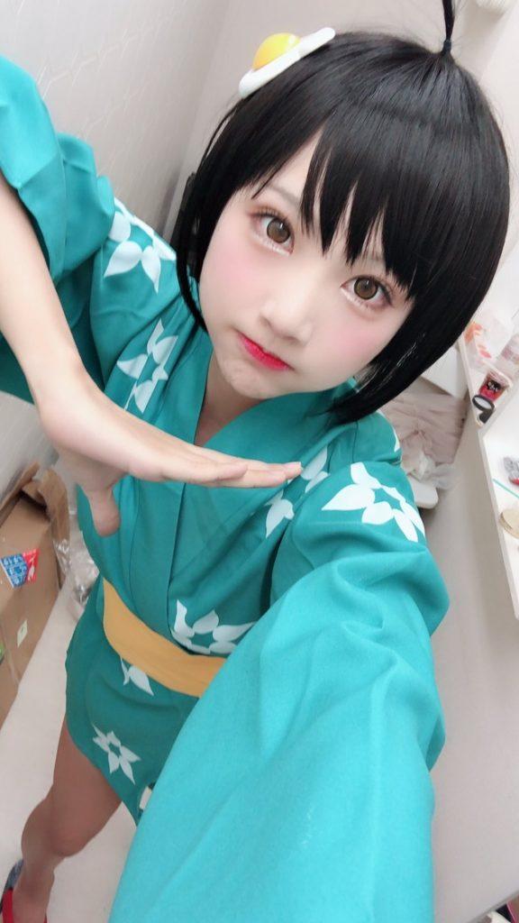 【画像あり】マジで12歳ぐらいにしか見えない中国の巨乳コスプレイヤー(小柔SeeU)wwwwwww・14枚目