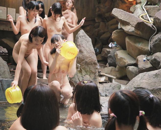 【小学生】JSの入浴を丸出しで放送した問題のシーン・・・これはアカンってwwwwww(画像あり)・39枚目