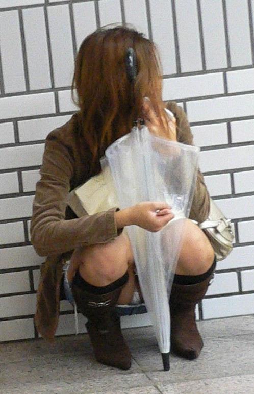 【盗撮】素人まんさん、エロい格好してるから盗撮犯に撮影されました・・・(97枚)・61枚目