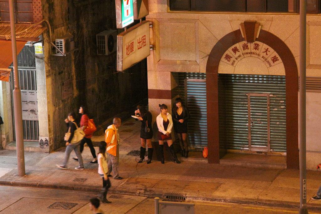 【売春婦】香港の売春まんさん、カネを払わず実態を晒される。。(画像あり)・29枚目