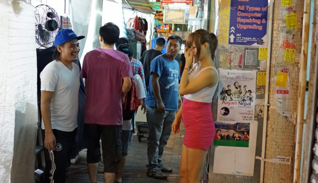 【売春婦】香港の売春まんさん、カネを払わず実態を晒される。。(画像あり)・32枚目
