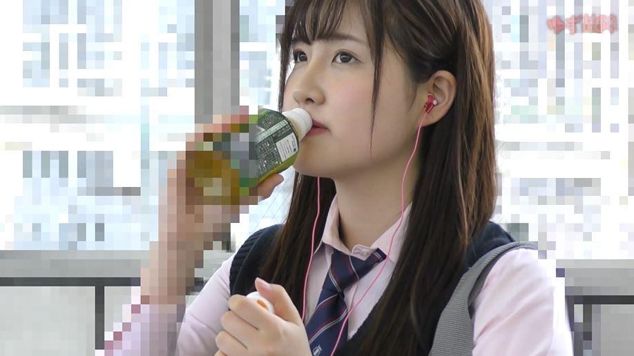 【※ガチ痴漢】美少女系JKさんがガチ痴漢さた時の記録映像がコレ。。・11枚目